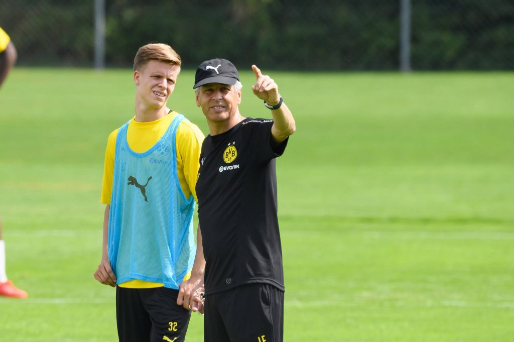 Borussia Dortmund have confirmed the departure of Dzenis Burnic - His spell at Dortmund wasn't perfect.