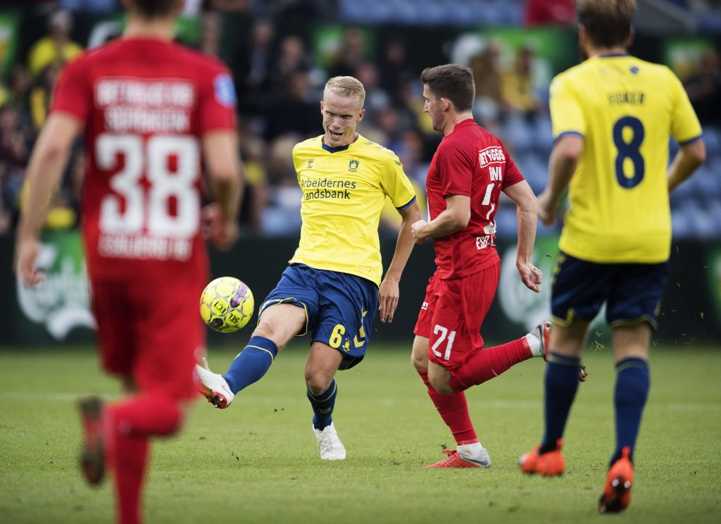 Leeds United are hopeful of signing Hjortur Hermannsson - He is a good passer of the ball.