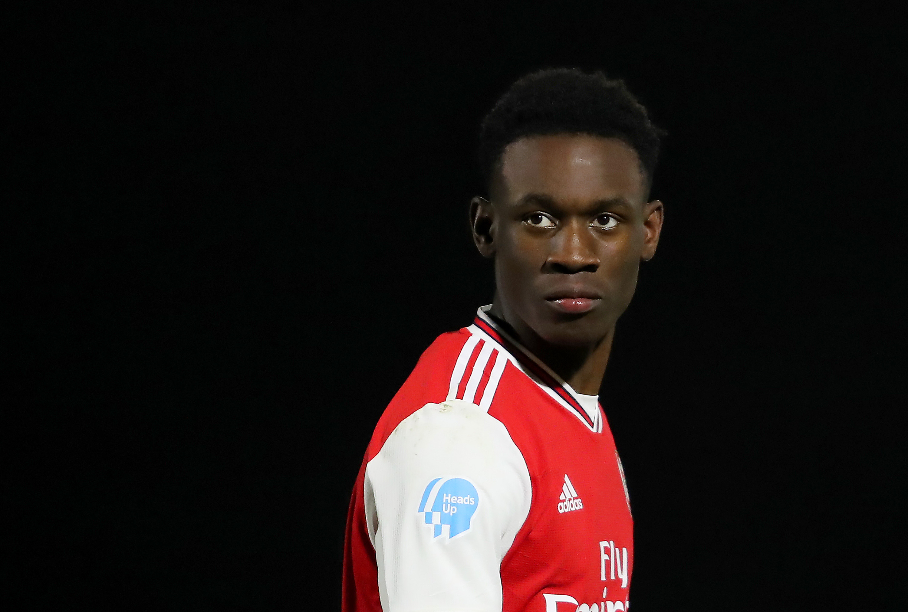 Arsenal have slapped an£8 million price-tag for Folarin Balogun - One for the future?