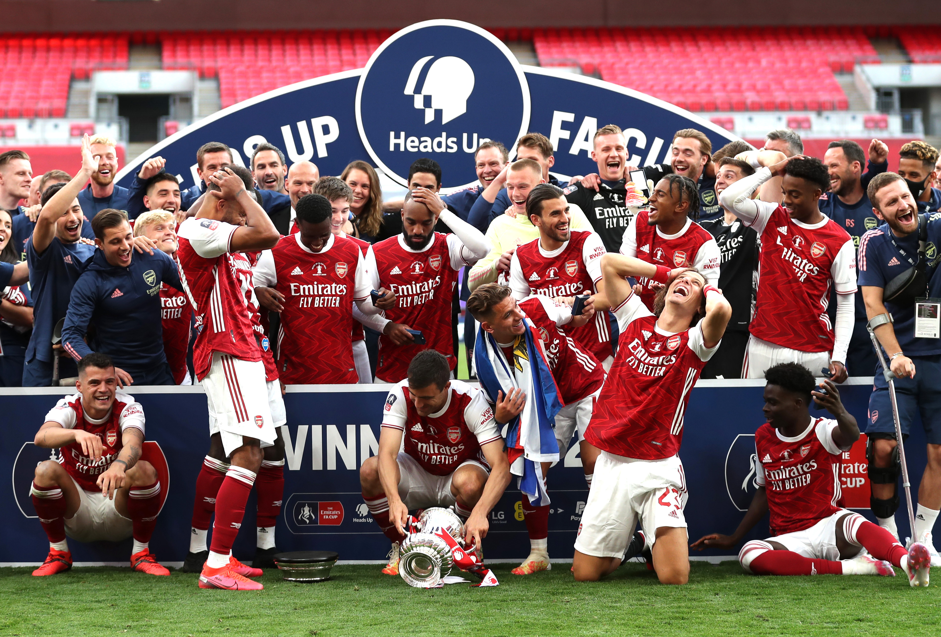 A Complete Arsenal 2019/20 Season Review - FA Cup winners.