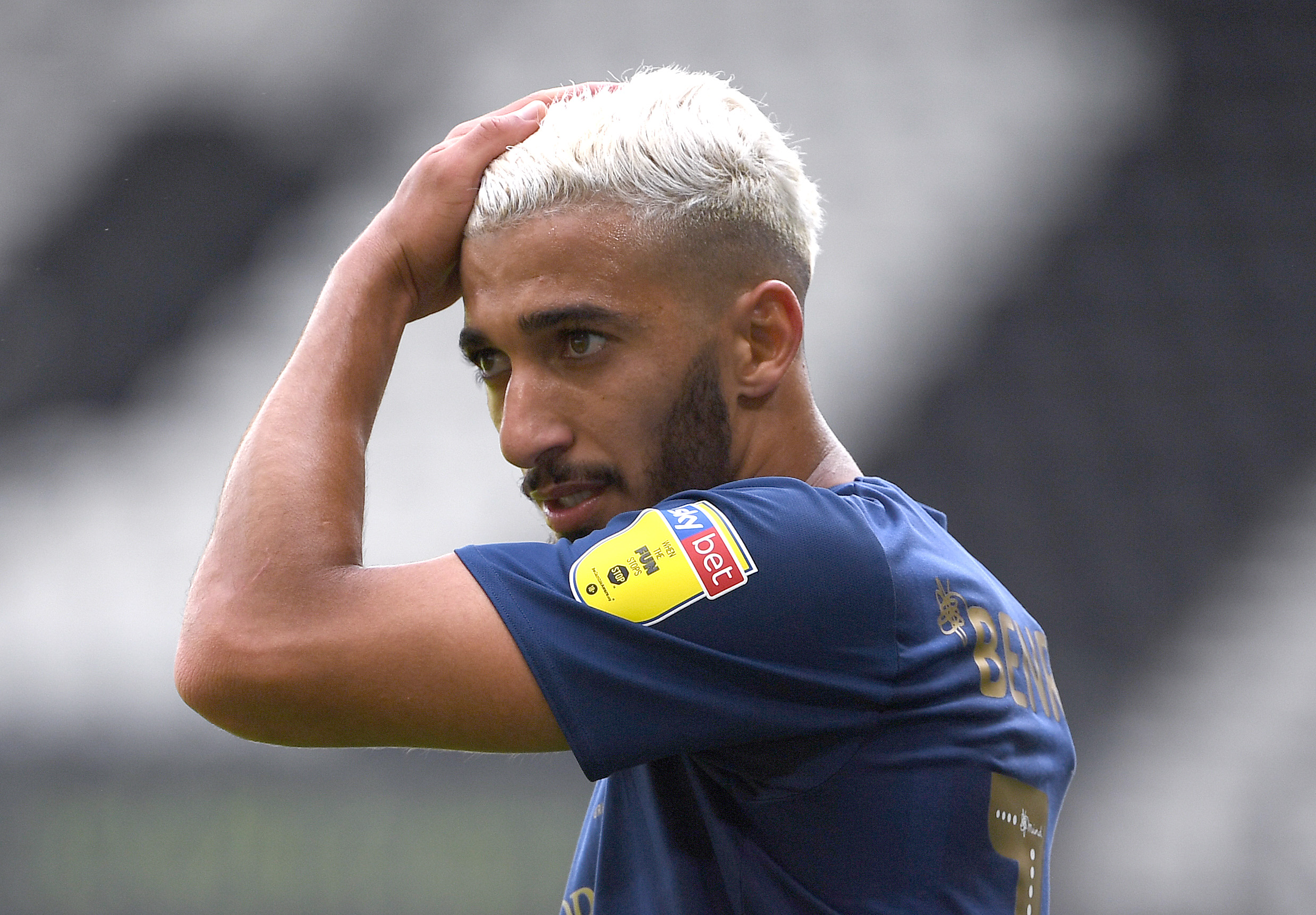 Leeds United are mulling over a move for Said Benrahma - A star player in the Championship.