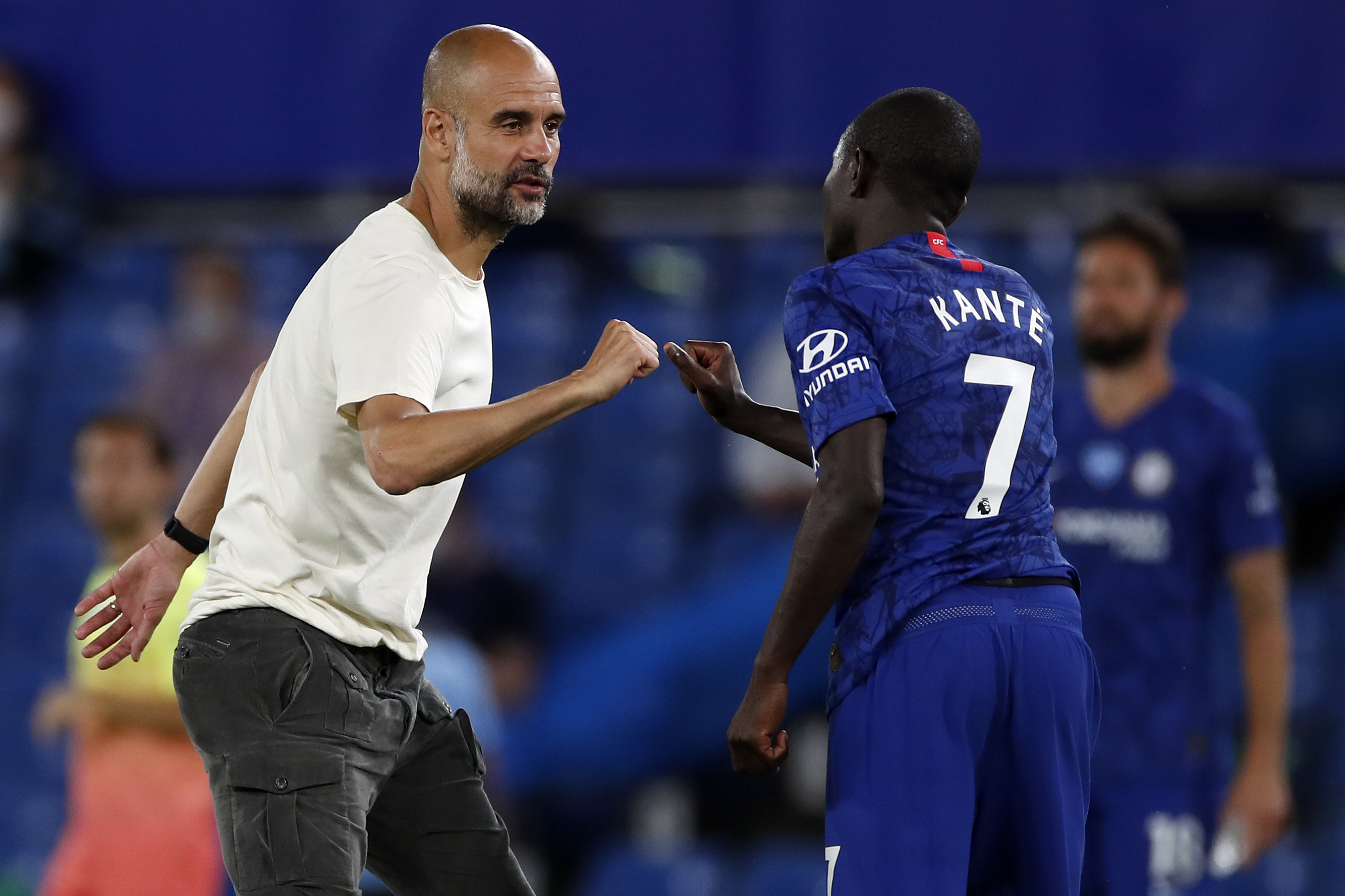 Chelsea Vs Manchester City Tactical Preview - Kante and Guardiola
