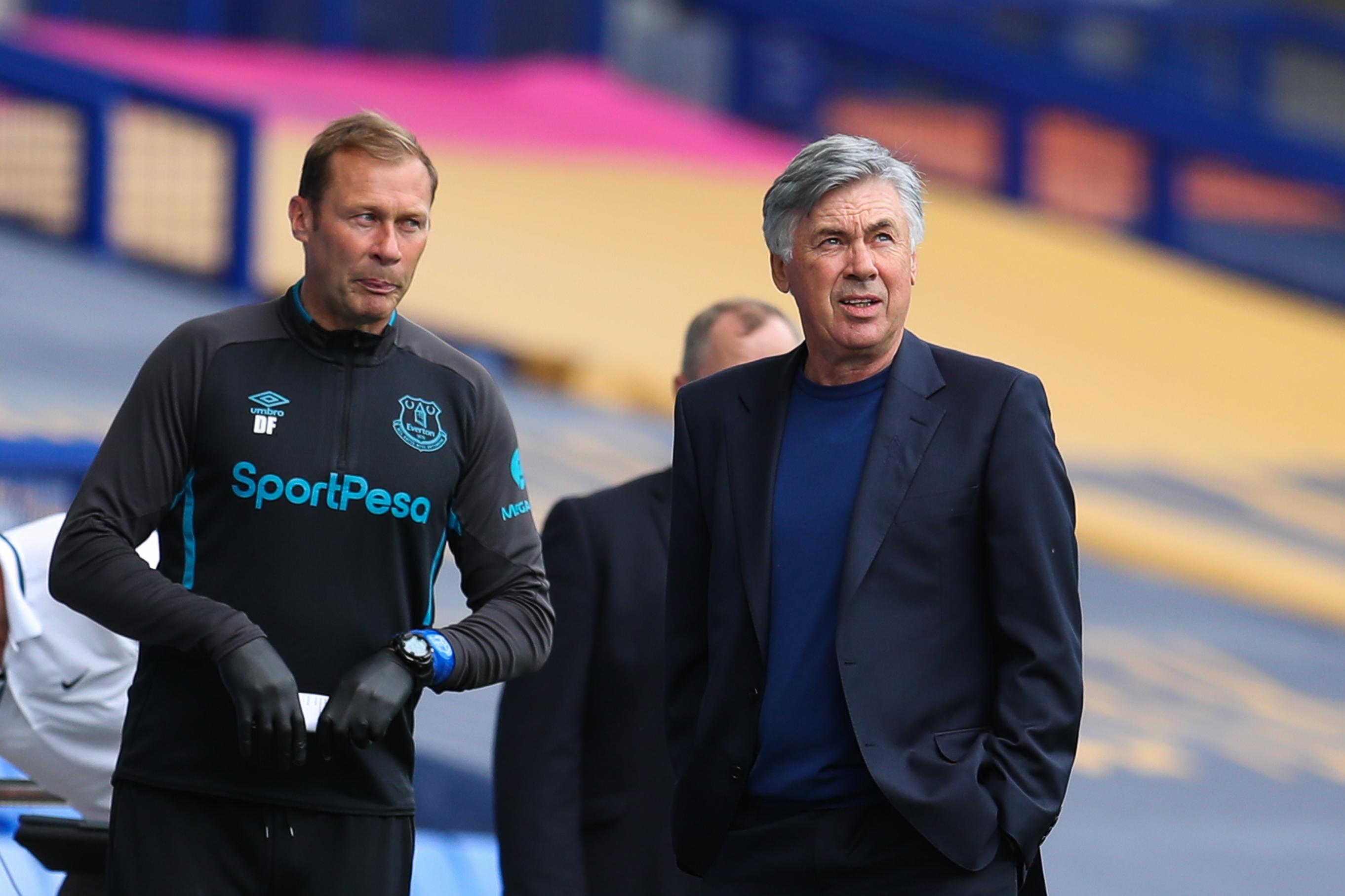 Everton's 2019-20 Premier League Season Review (Everton manager Carlo Ancelotti seen in the picture)