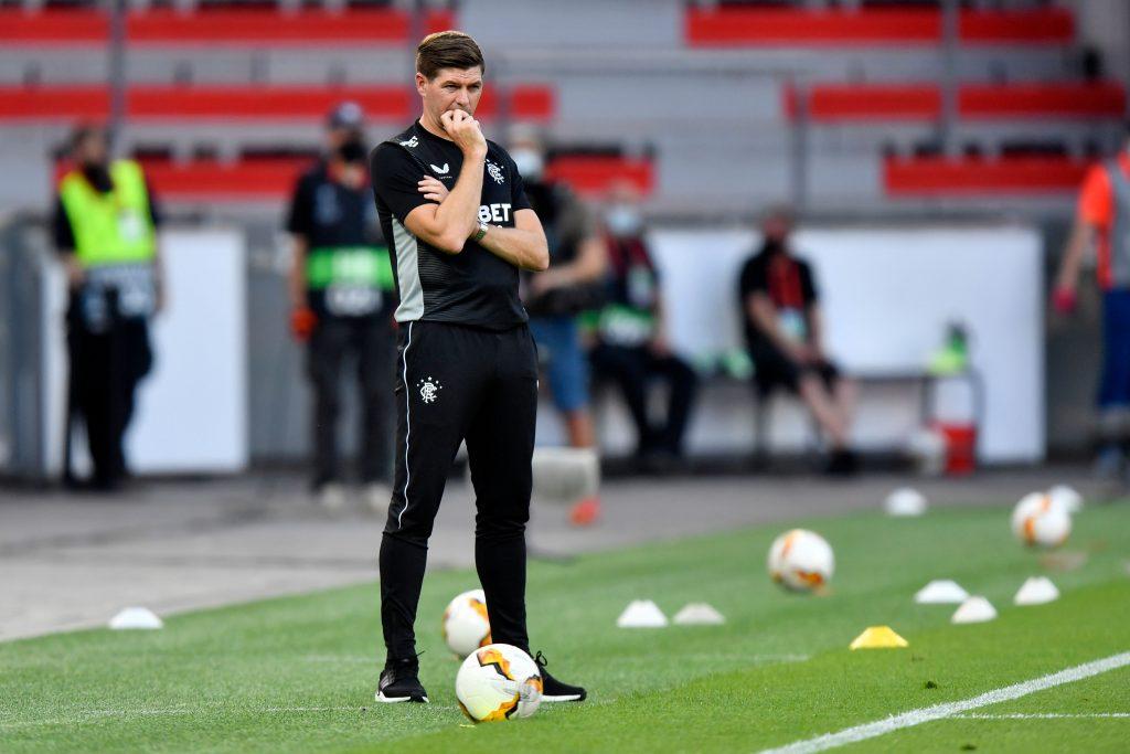 Rangers Player Ratings Vs Bayer Leverkusen - Gerrard looks on