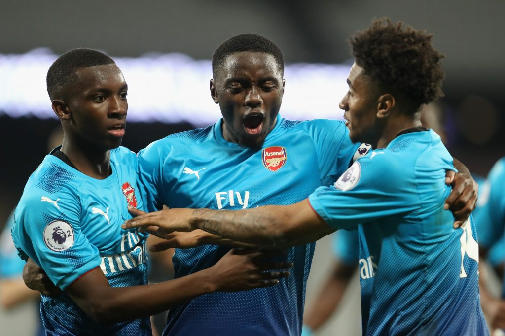 Arsenal are looking to re-sign Josh Dasilva this summer - He has played with Reiss Nelson and Eddie Nketiah.