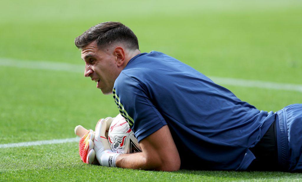 Predicted Aston Villa Lineup Vs Sheffield United - Emi Martinez ready to start.