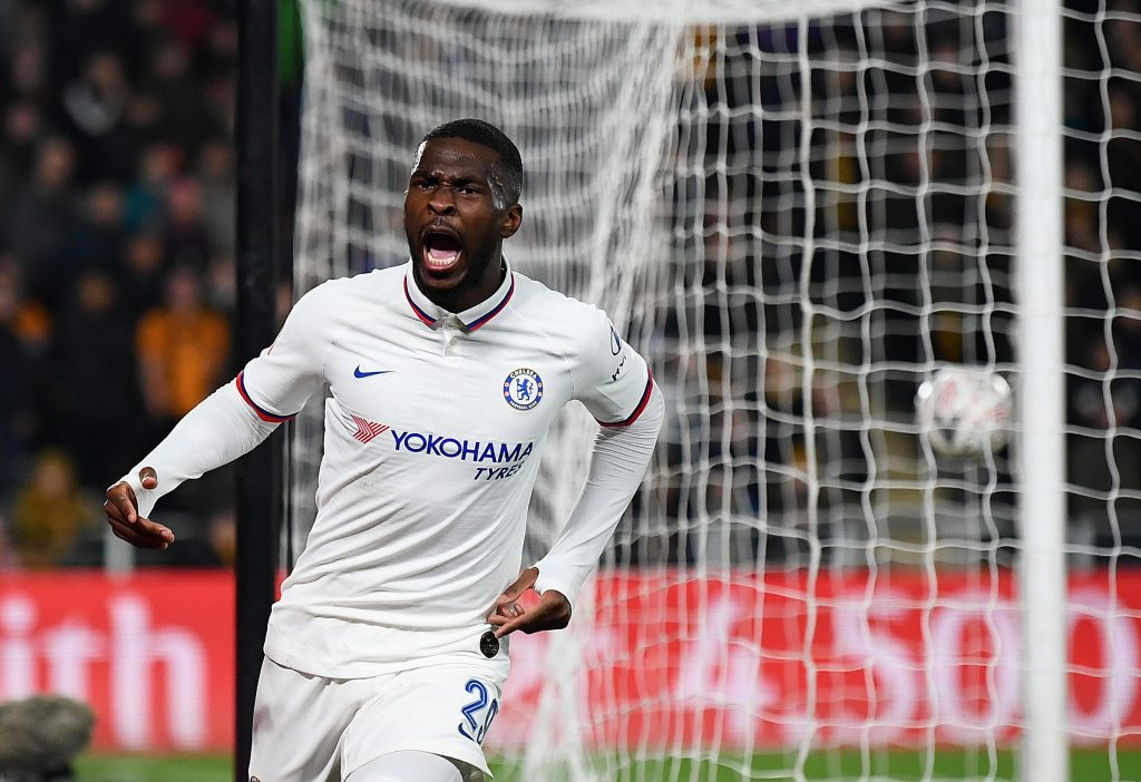 Chelsea to consider sending Tomori out on loan this winter (Tomori is celebrating in the picture)
