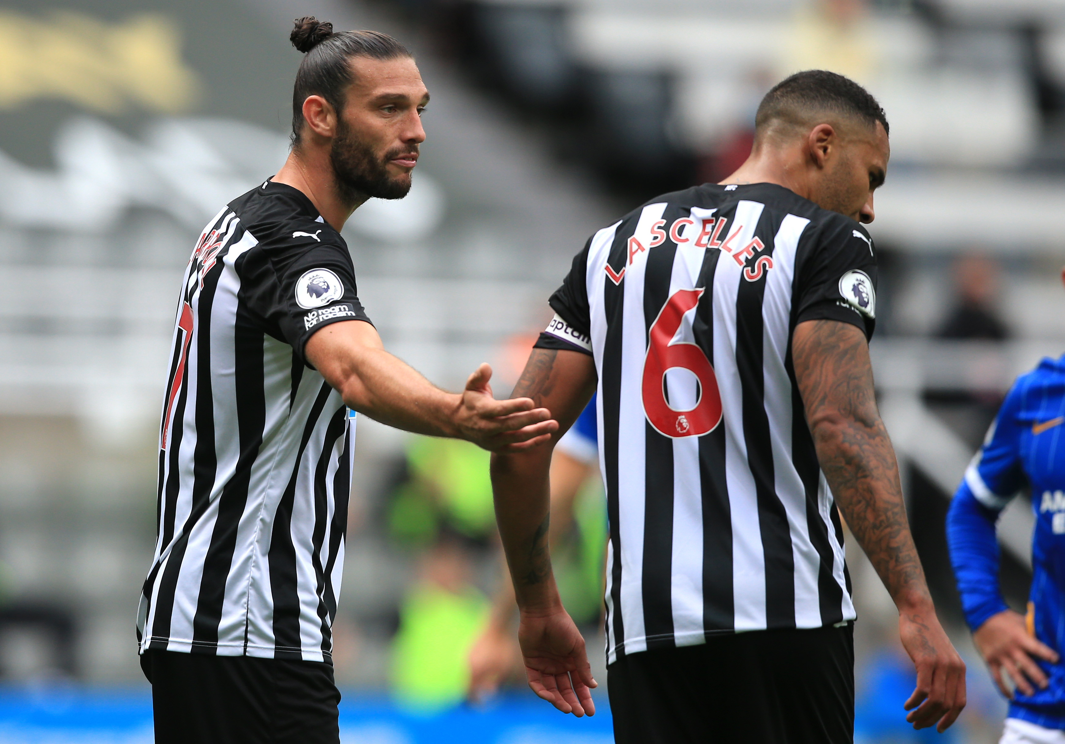 Newcastle United player ratings vs Arsenal (Newcastle United players can be seen in the picture)