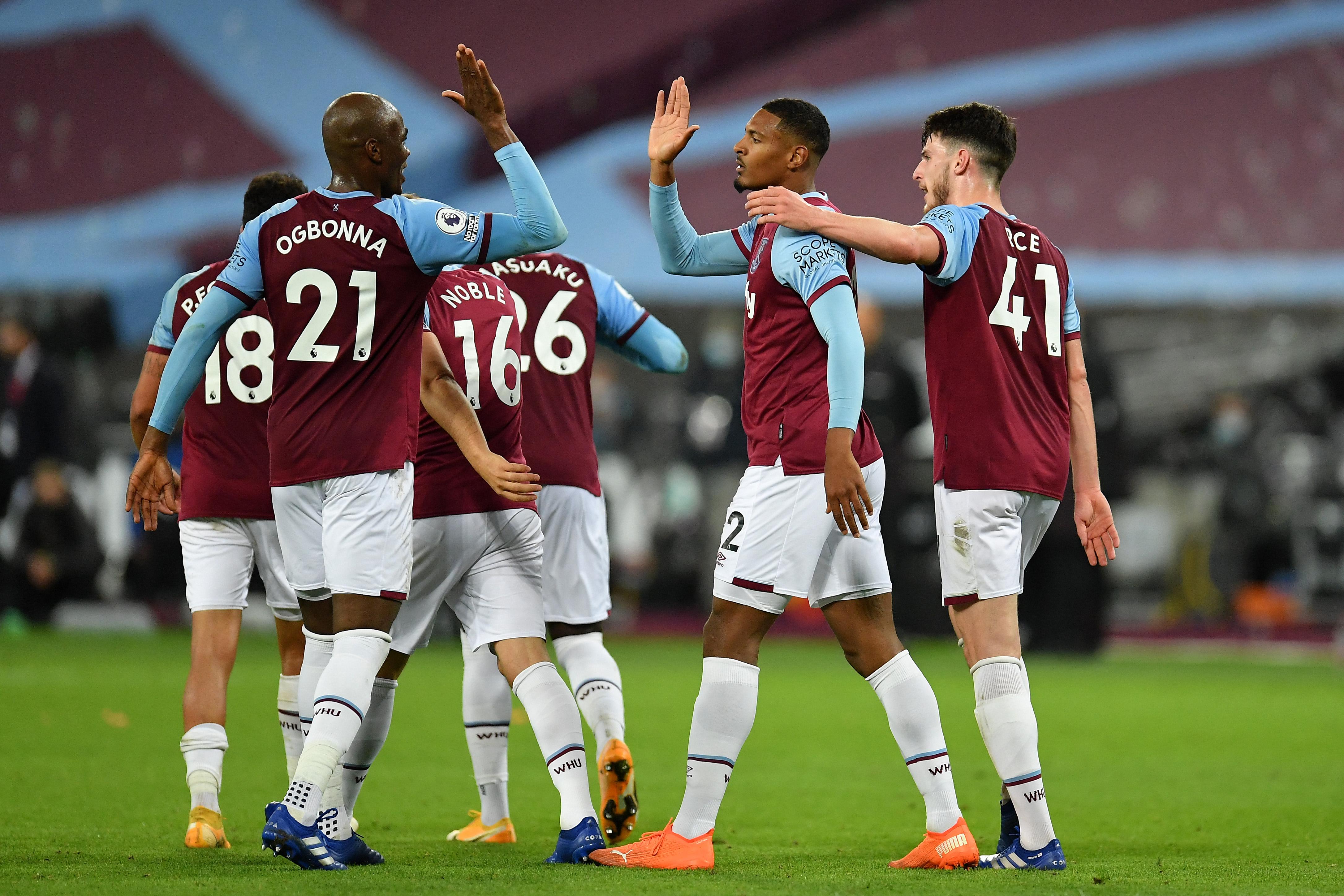 3-4-3 West Ham United Predicted Lineup Vs Tottenham Hotspur - The 4th  Official
