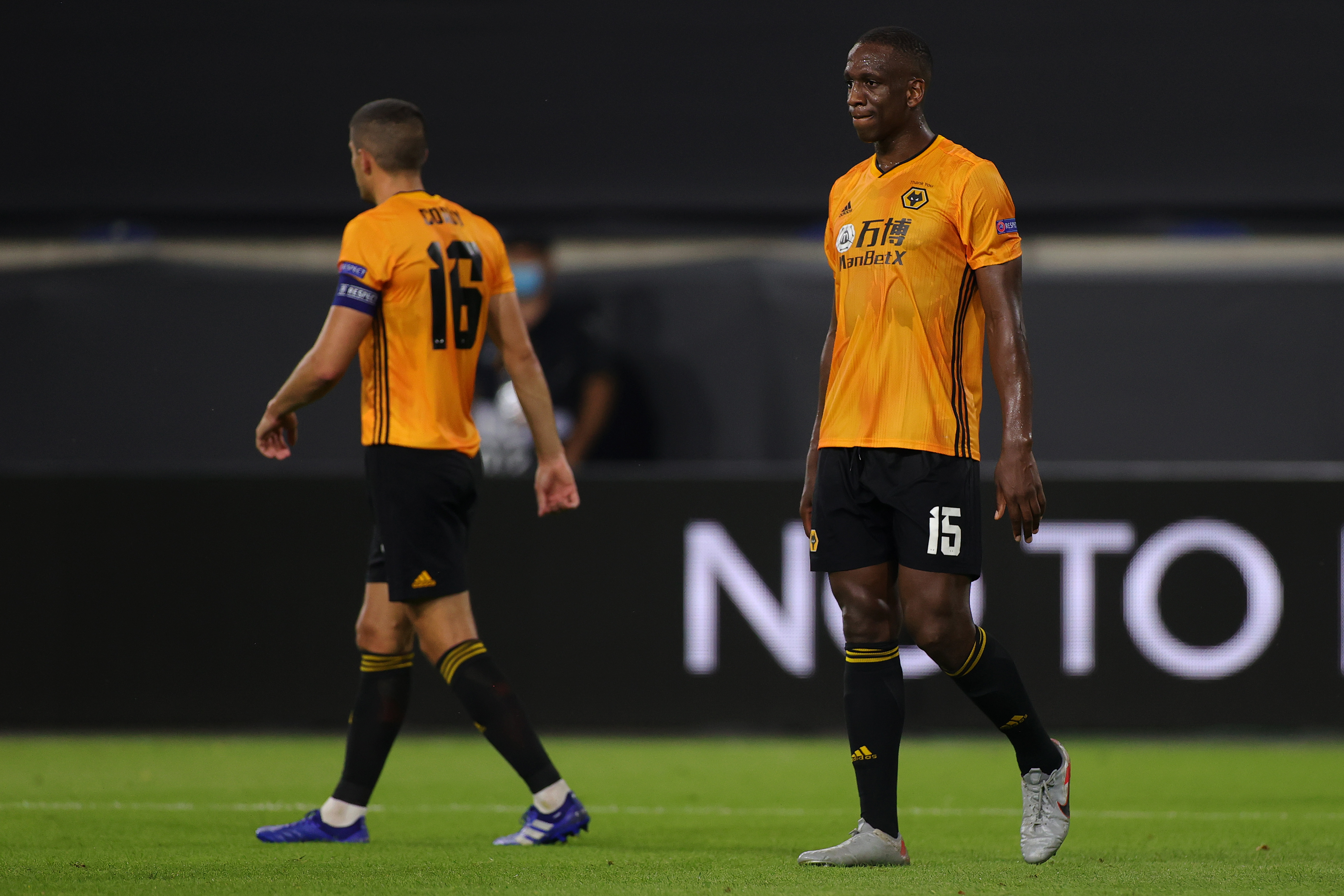 Wolverhampton Wanderers player ratings vs West Brom (Wolves players are seen in the photo)