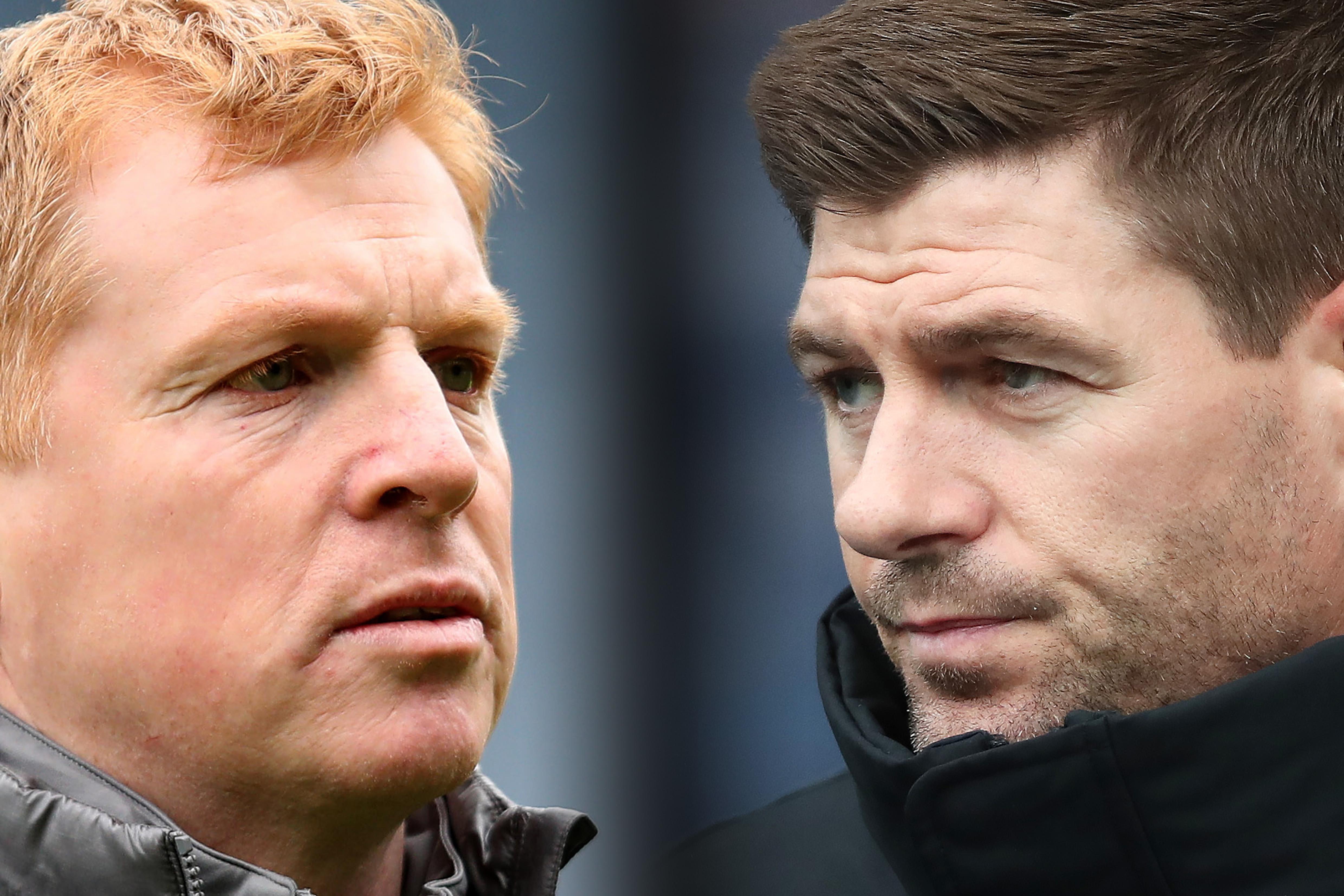 Rangers Vs Celtic Tactical Preview - Lennon and Gerrard