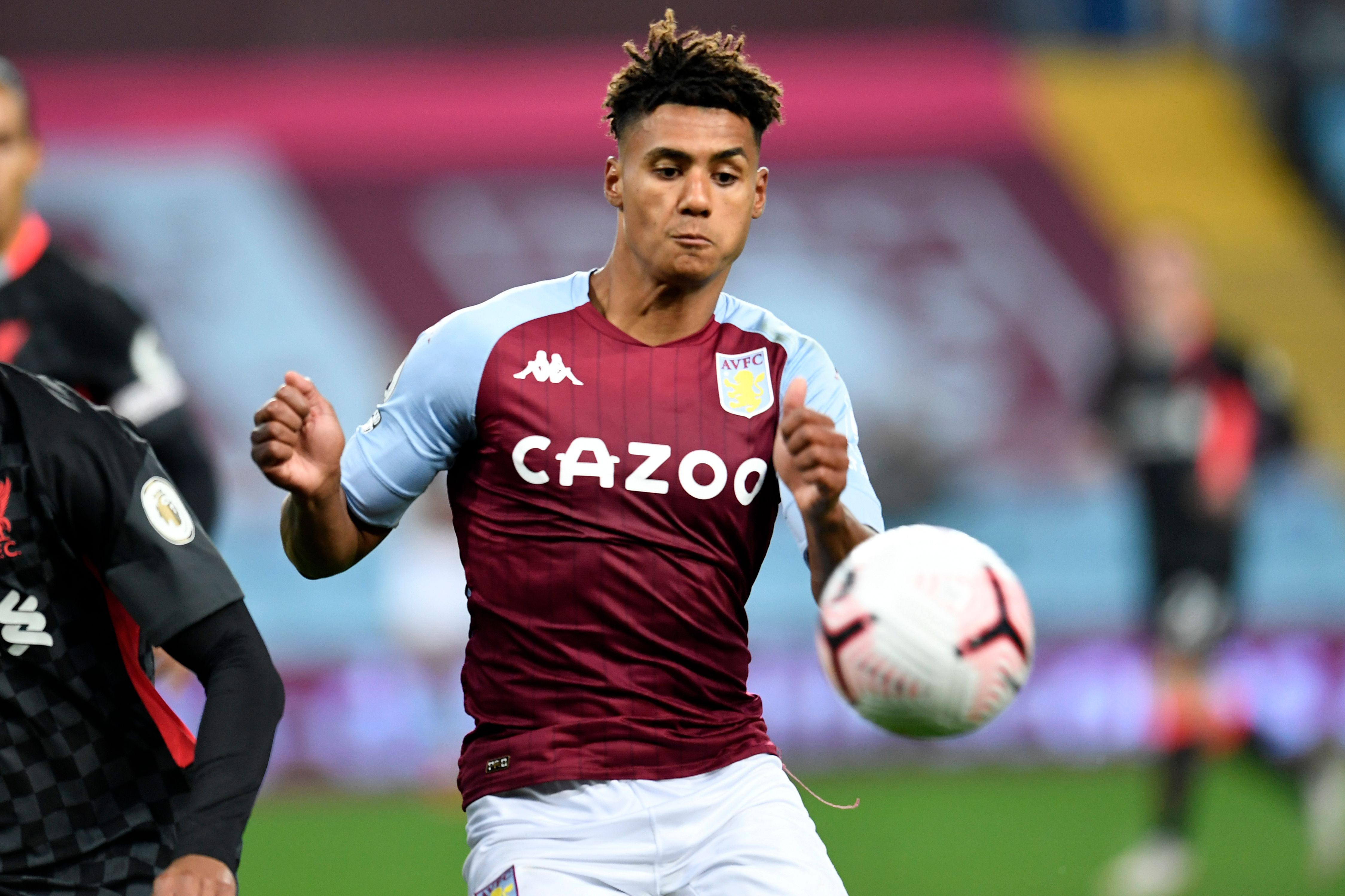 Dean Smith full of praise for Aston Villa's Ollie Watkins who is in action in the photo