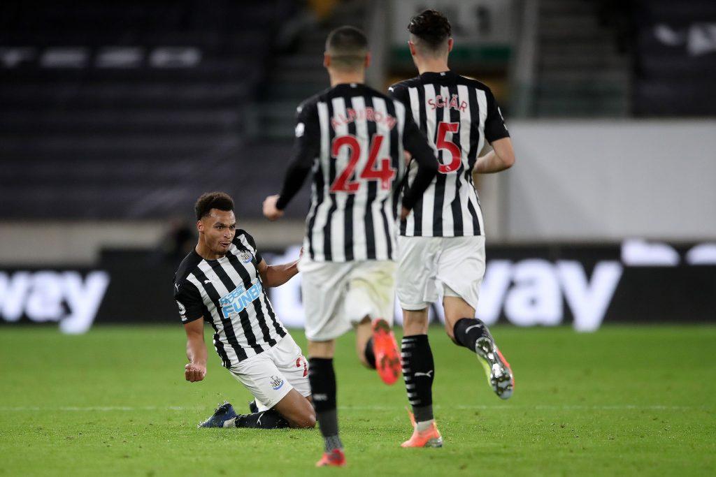 Newcastle United Player Ratings Vs Wolverhampton Wanderers - Murphy celebrates