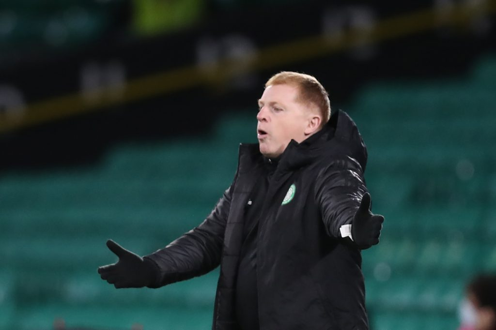 Celtic Player Ratings Vs AC Milan - Lennon gestures