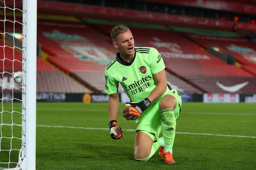 Barcelona are unlikely to allow Neto to move to Arsenal - Leno needs a back-up.