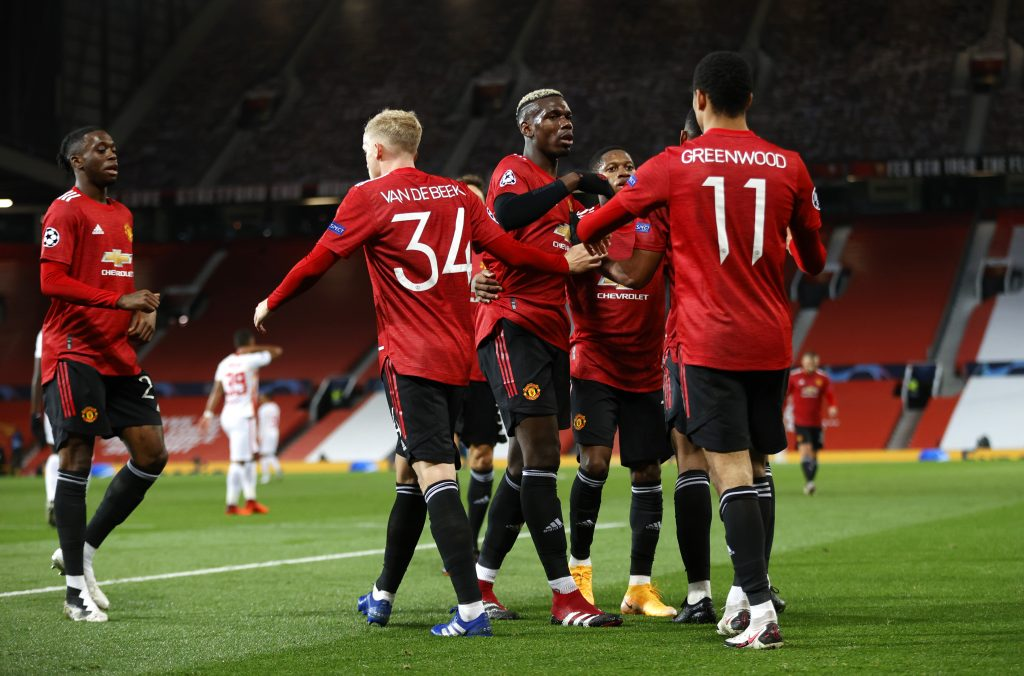 4 2 3 1 Manchester United Predicted Lineup Vs West Brom