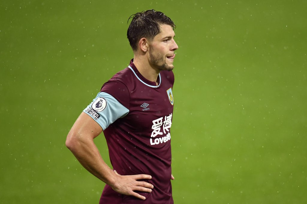 Noel Whelan tips West Ham United to land Tarkowski who is seen in the photo