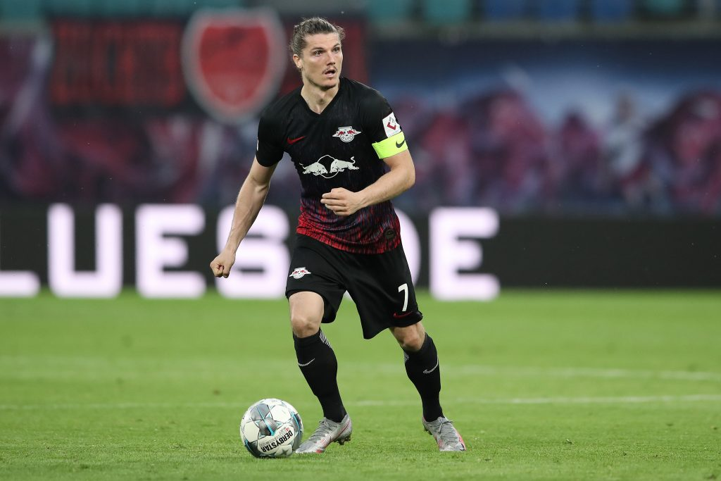 Tottenham Hotspur are interested in Marcel Sabitzer - Good fit for Mourinho.