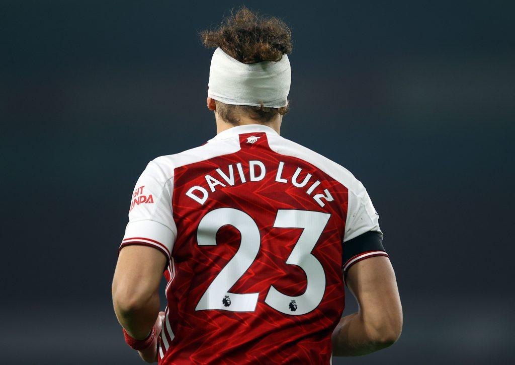 Predicted Arsenal Lineup Vs Tottenham Hotspur - Luiz to start.