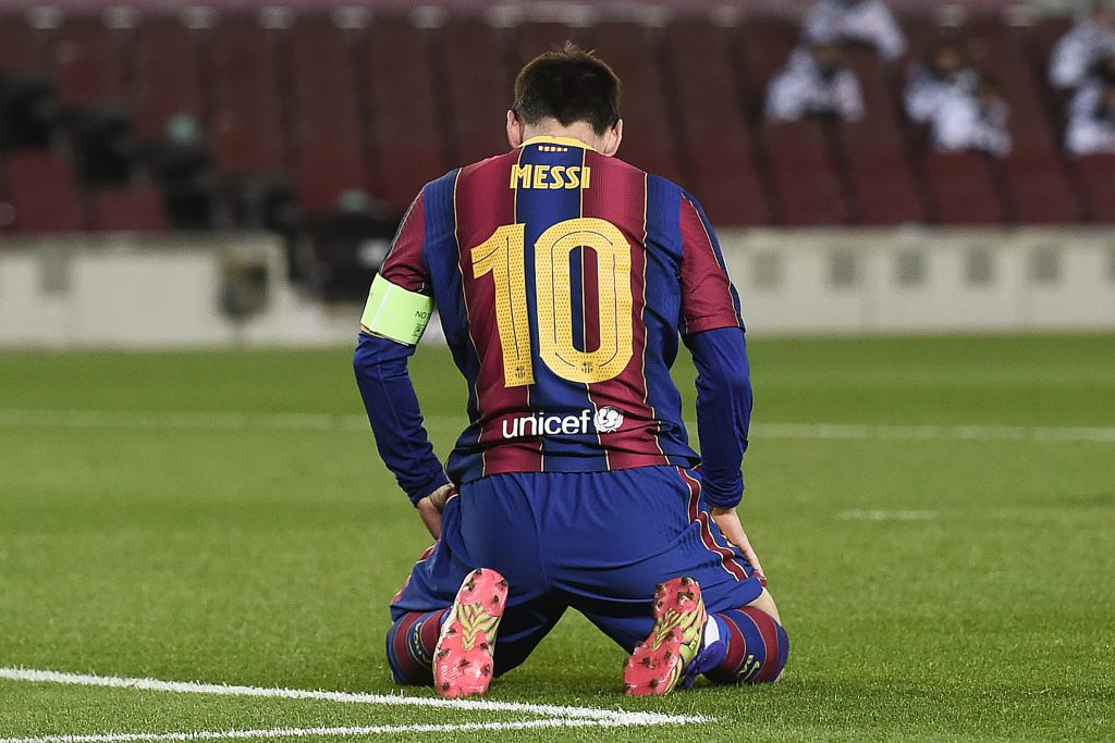 4-3-3 Barcelona Predicted Lineup Vs Athletic Bilbao- The ...