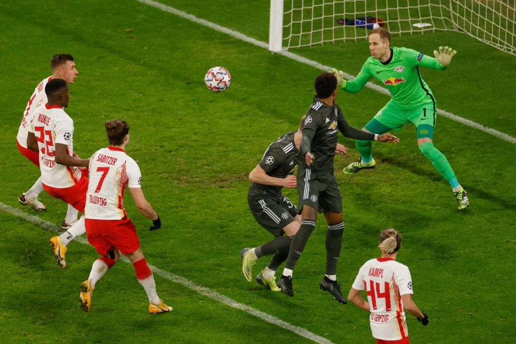 Manchester United Player Ratings Vs Red Bull Leipzig The