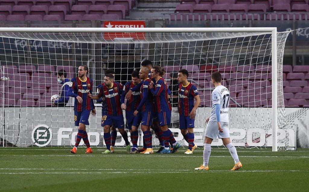 Barcelona Predicted Line-Up Against Cornella