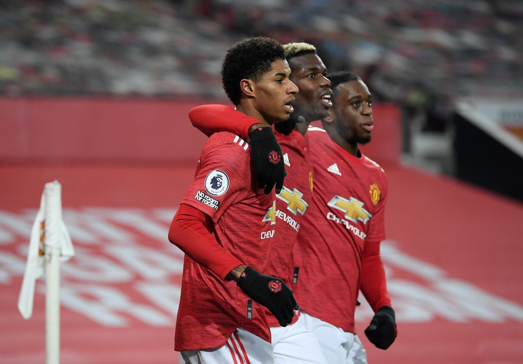 Manchester United player ratings vs Fulham (Manchester United Players Can Be Seen In The Picture)