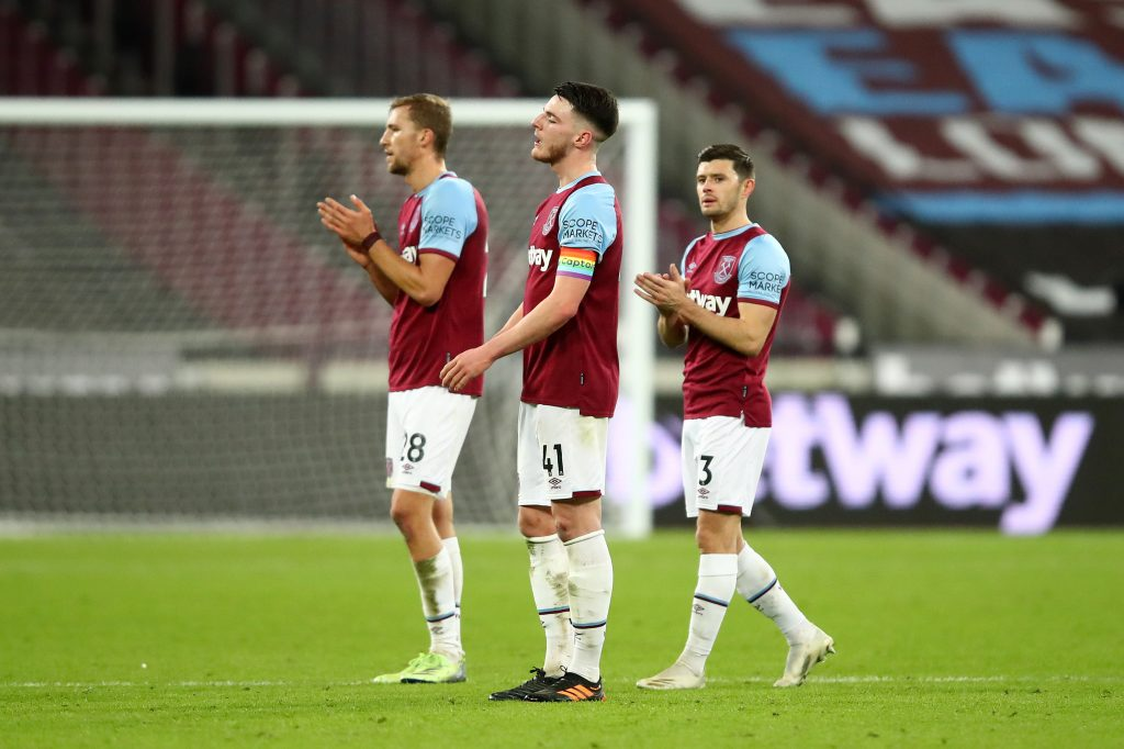 West Ham United Player Ratings Vs West Brom The 4th Official