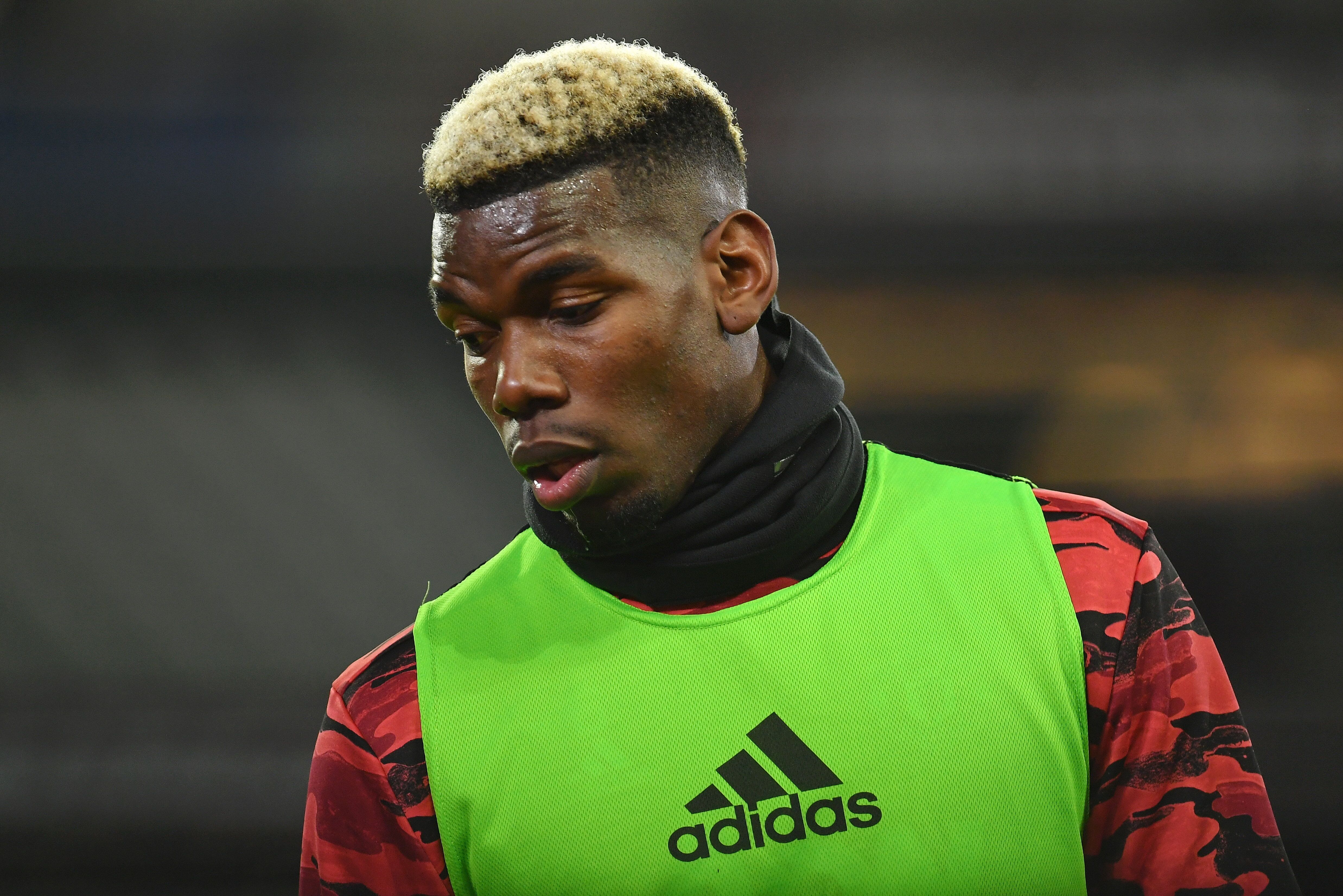 As A Manchester United Fan, It's Time To Let Paul Pogba Go (Paul Pogba can be seen in the picture)