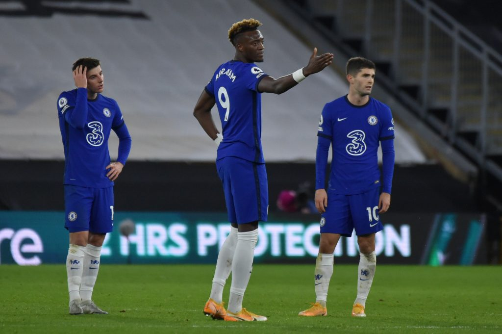 Chelsea players rated in disappointing loss vs Leicester City (Chelsea players are seen in the picture)
