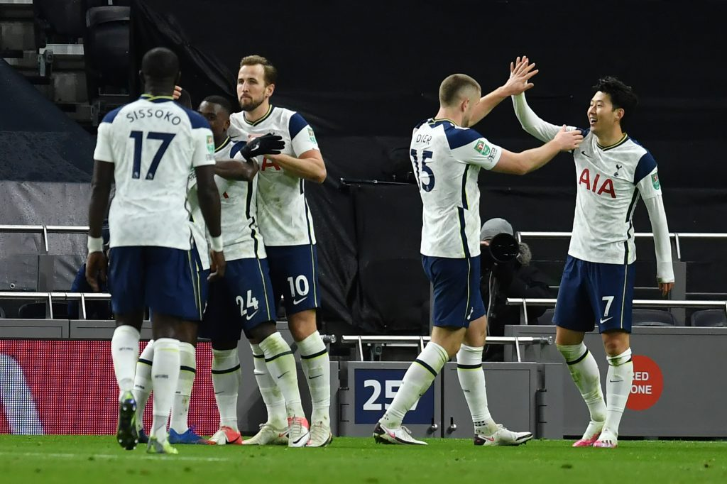 Tottenham Hotspur Player Ratings Vs Fulham The 4th Official
