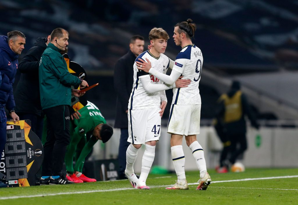 Jack Clarke is being linked with a move away from Tottenham - He is a fringe player in the Spurs team.