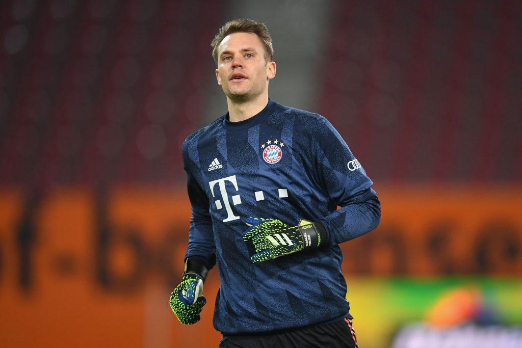 Predicted Bayern Munich Lineup Vs FC Schalke - Neuer hoping to keep another clean sheet.