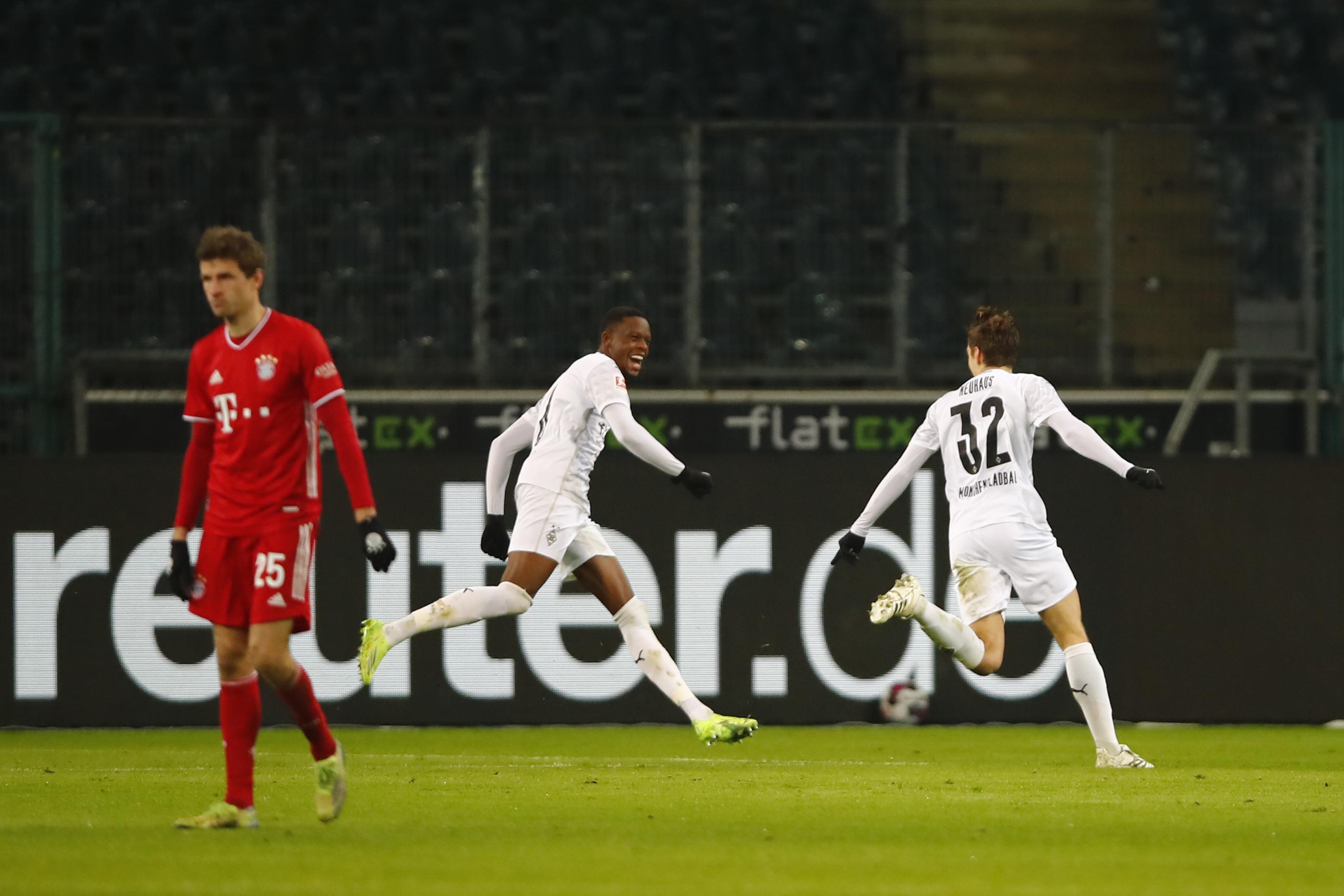 Bayern Munich Player Ratings Vs Gladbach - Awful display from the Bavarians.
