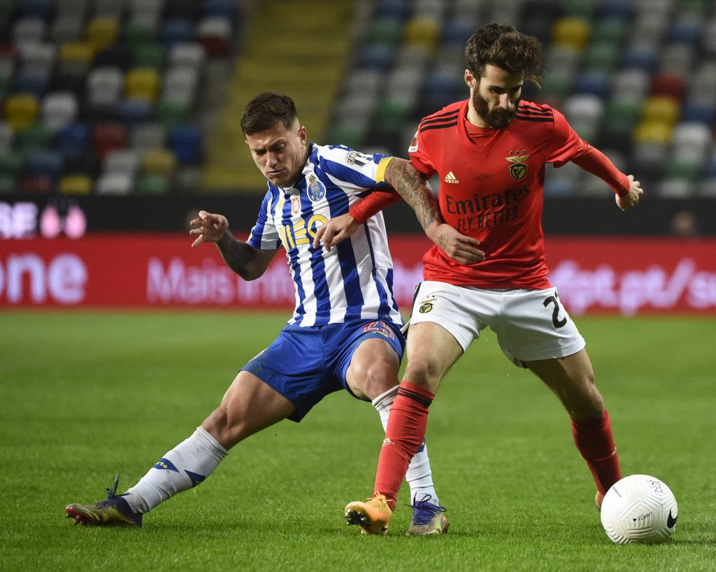 Leicester City Among Clubs Interested In Otavio (Otavia can be seen in the picture)