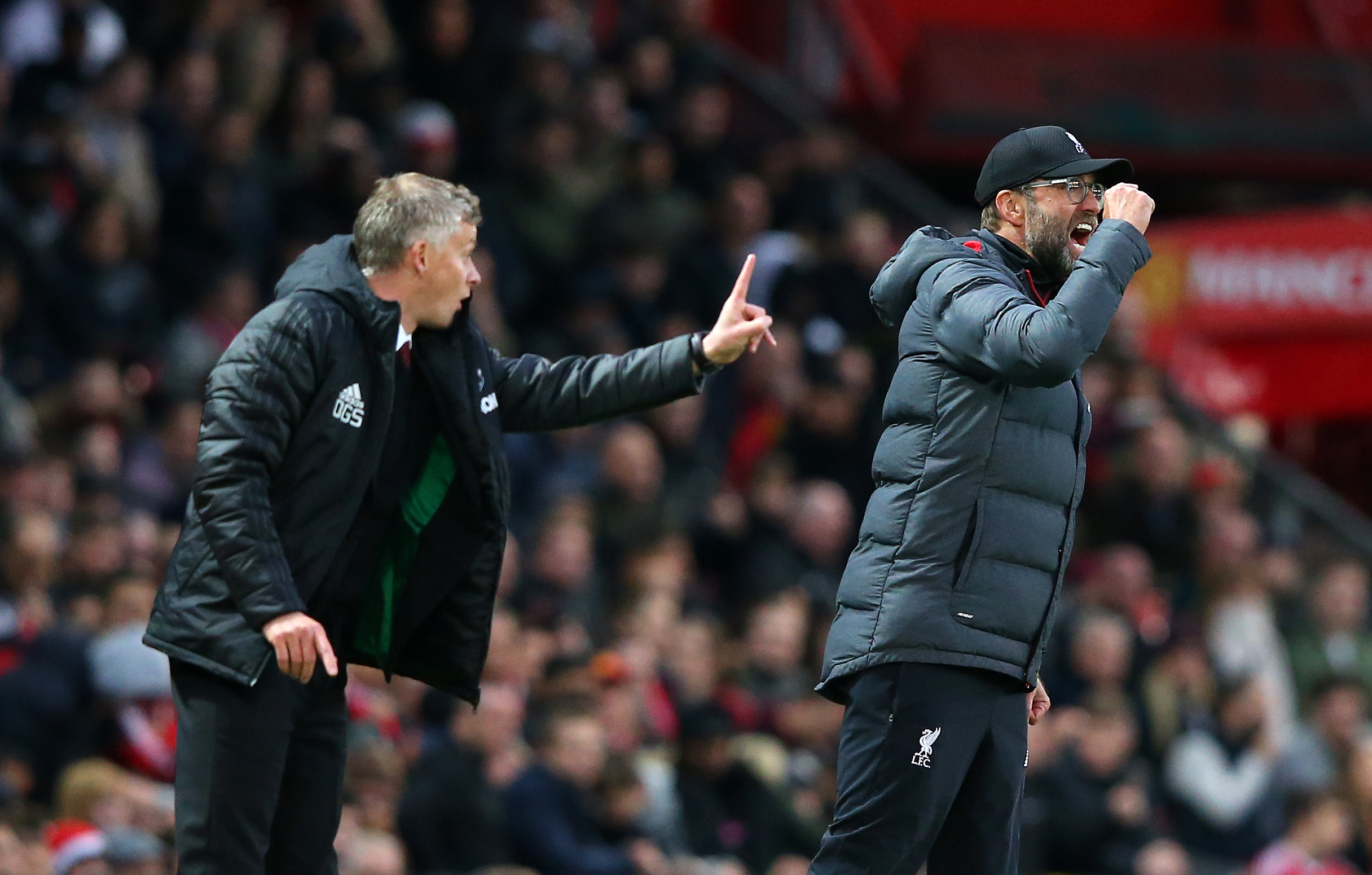 Liverpool Vs Manchester United Tactical Preview