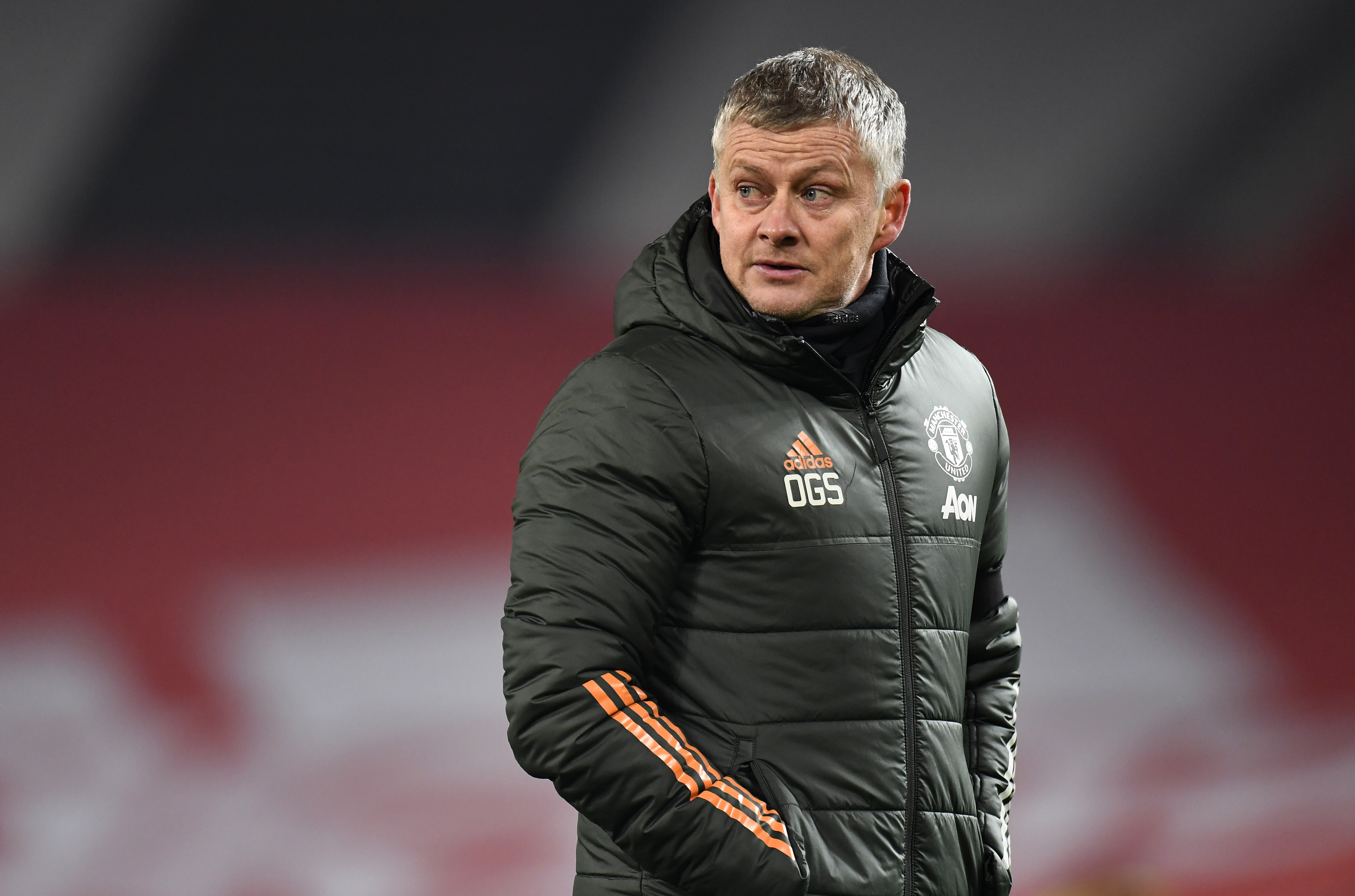 Three Players Manchester United Should Target In January ( Ole Gunnar Solskjaer can be seen in the picture)