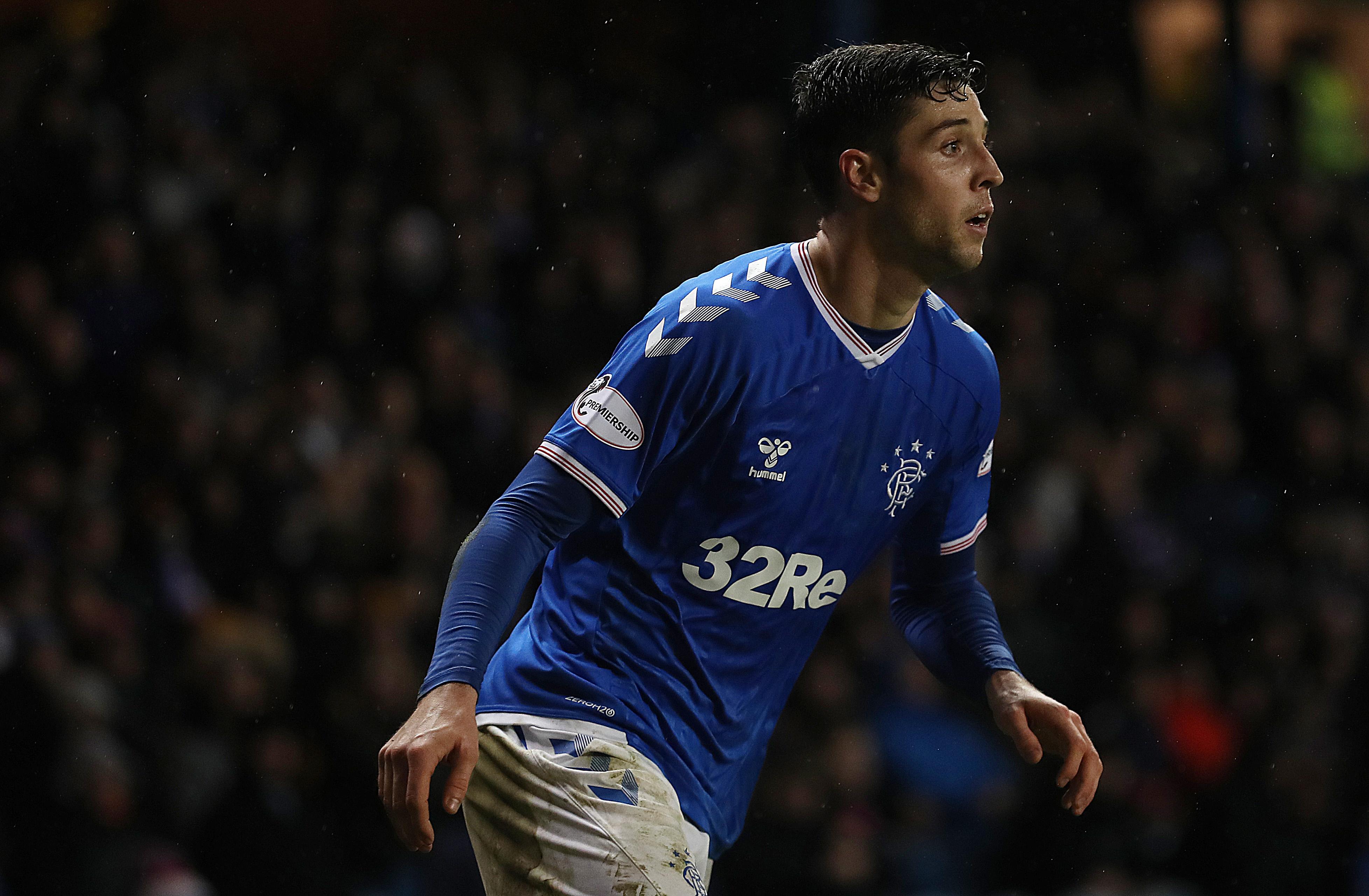 Matt Polster about Rangers, Steven Gerrard