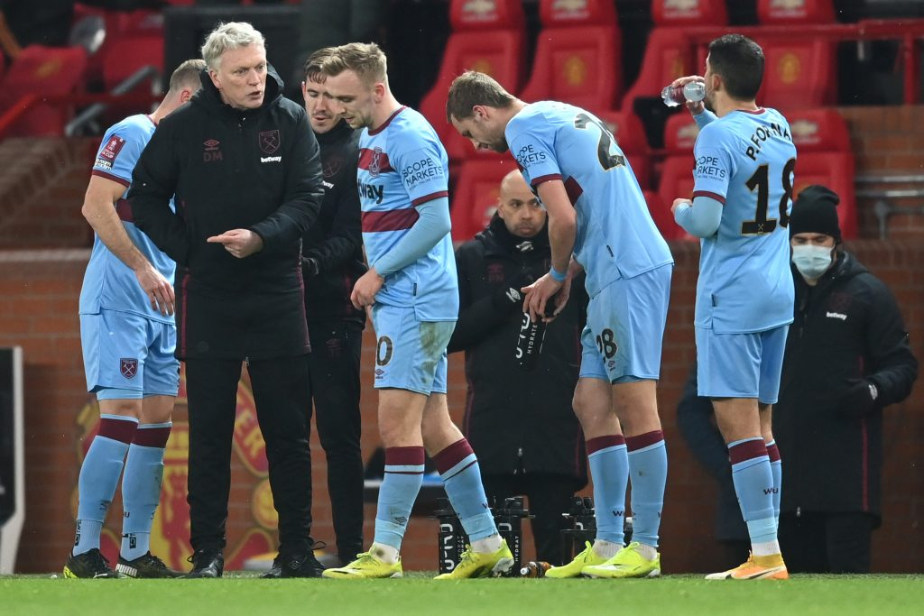 West Ham United player ratings vs Manchester United- The ...