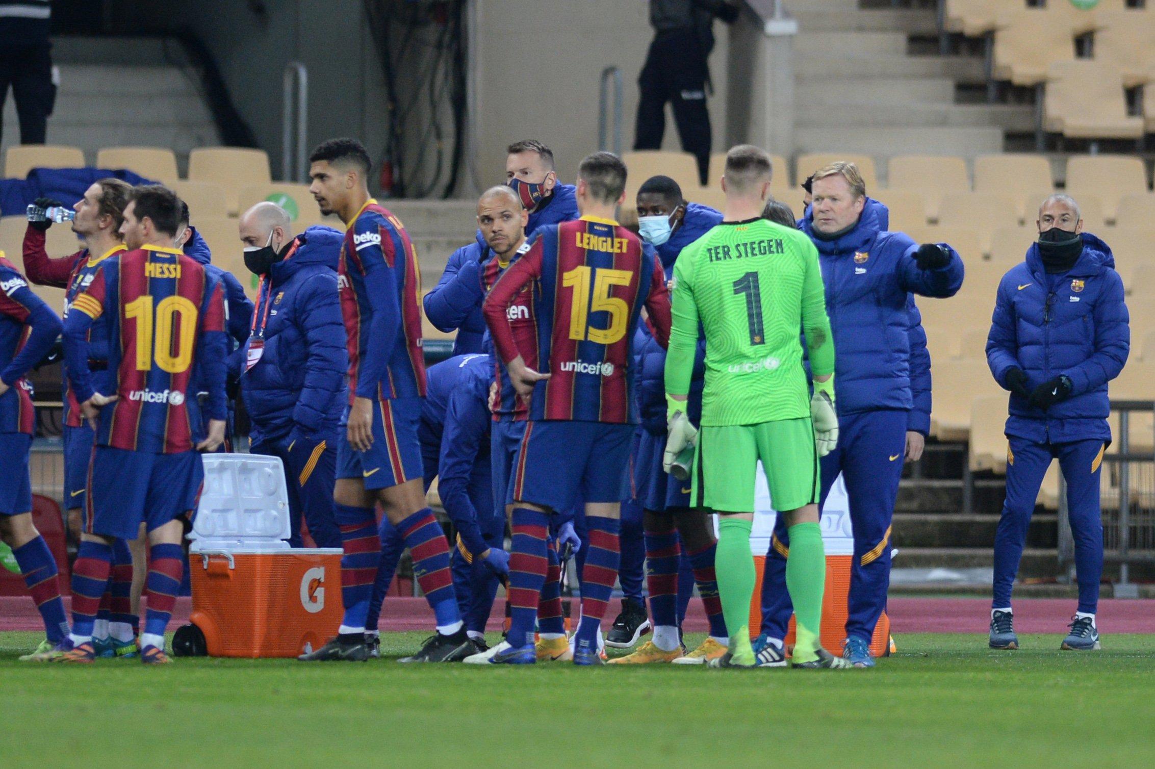 Barcelona 2020/21 Season Rewind