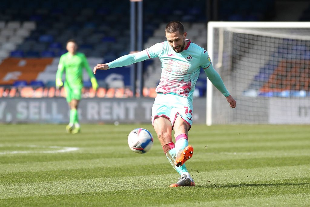Newcastle United tipped to recruit Hourihane who is seen in the photo