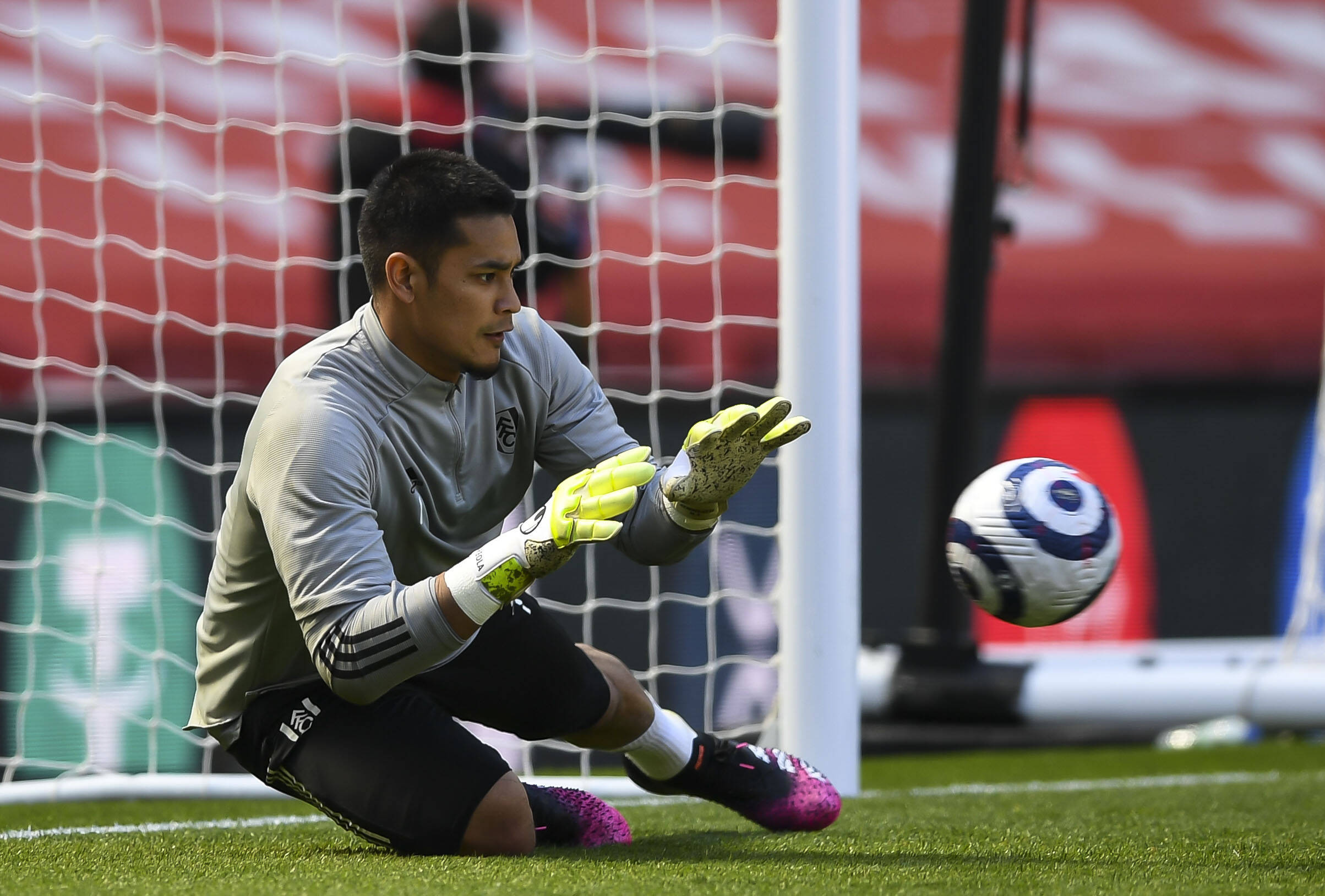 West Ham are in a strong position to land Areola who is seen in the picture