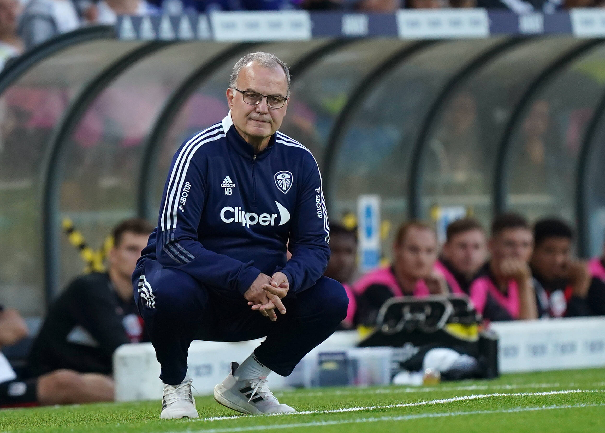 Leeds United Vs Liverpool Tactical Preview (Leeds United boss Marcelo Bielsa is seen in the picture)