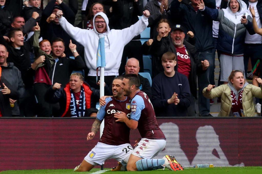 4-3-3 Aston Villa Predicted Lineup Vs Chelsea (Aston Villa players are seen in the picture)